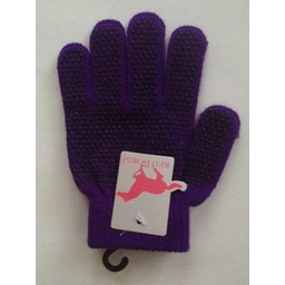 Red Horse Handschoenen Magic Uni-Adult-Purple