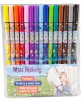 Miss Melody Miss Melody Fineliners 15 kleuren