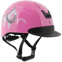 Horka Kinderrijcap Horka Horsy Helmet