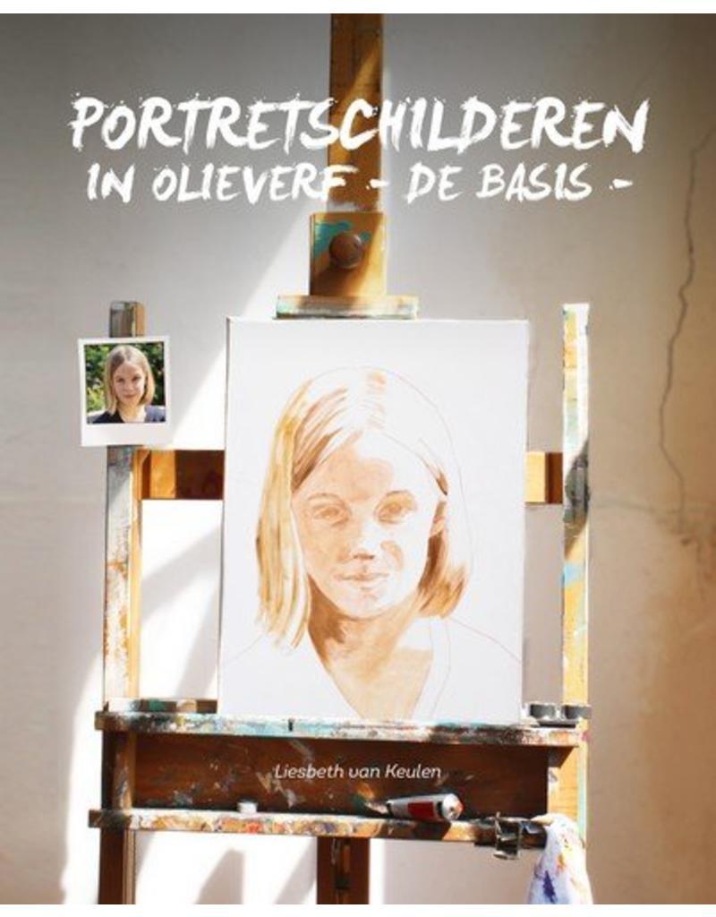 Kosmos Boek Portretschilderen in olieverf