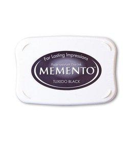 Memento Memento stempelkussen Tuxedo black
