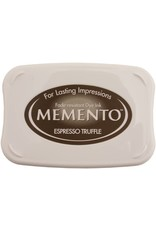 Memento Memento stempelkussen Espresso truffle