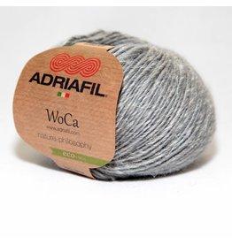 Adriafil Woca garen grijs-wit gemeleerd