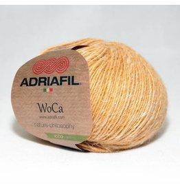 Adriafil Woca garen okergeel-wit gemeleerd