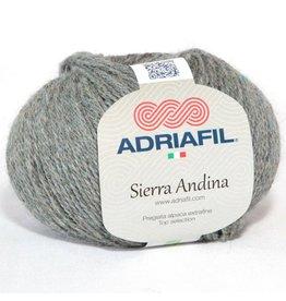 Adriafil Sierra Andina garen grijsgroen