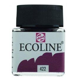 Talens Ecoline 30 ml - rood bruin