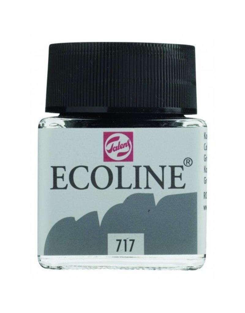 Talens Ecoline 30 ml - koudgrijs