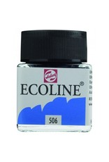 Talens Ecoline 30 ml - ultramarijn donker