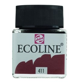 Talens Ecoline 30 ml  - sienna gebrand