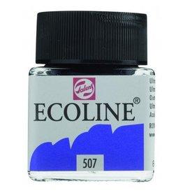 Talens Ecoline 30 ml  - ultramarijn violet