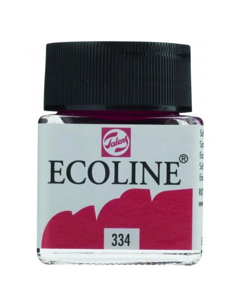 Talens Ecoline 30 ml - scharlaken
