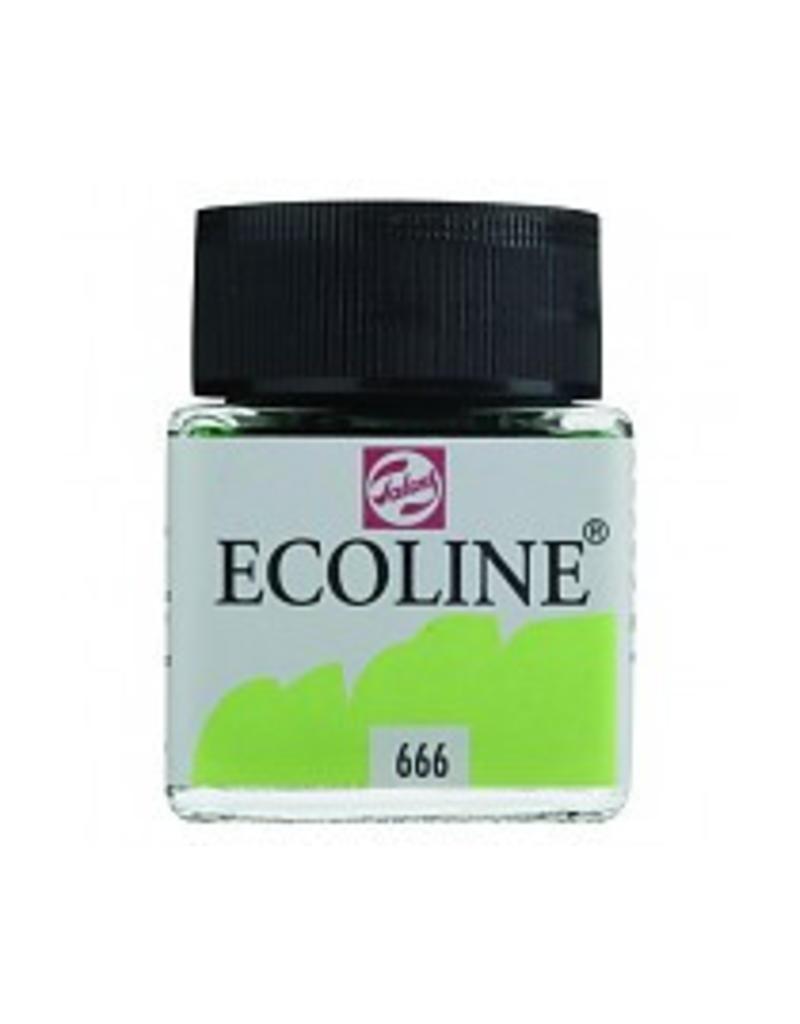Talens Ecoline 30 ml - pastelgroen