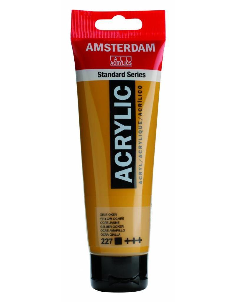 Talens Amsterdam acrylverf Gele Oker
