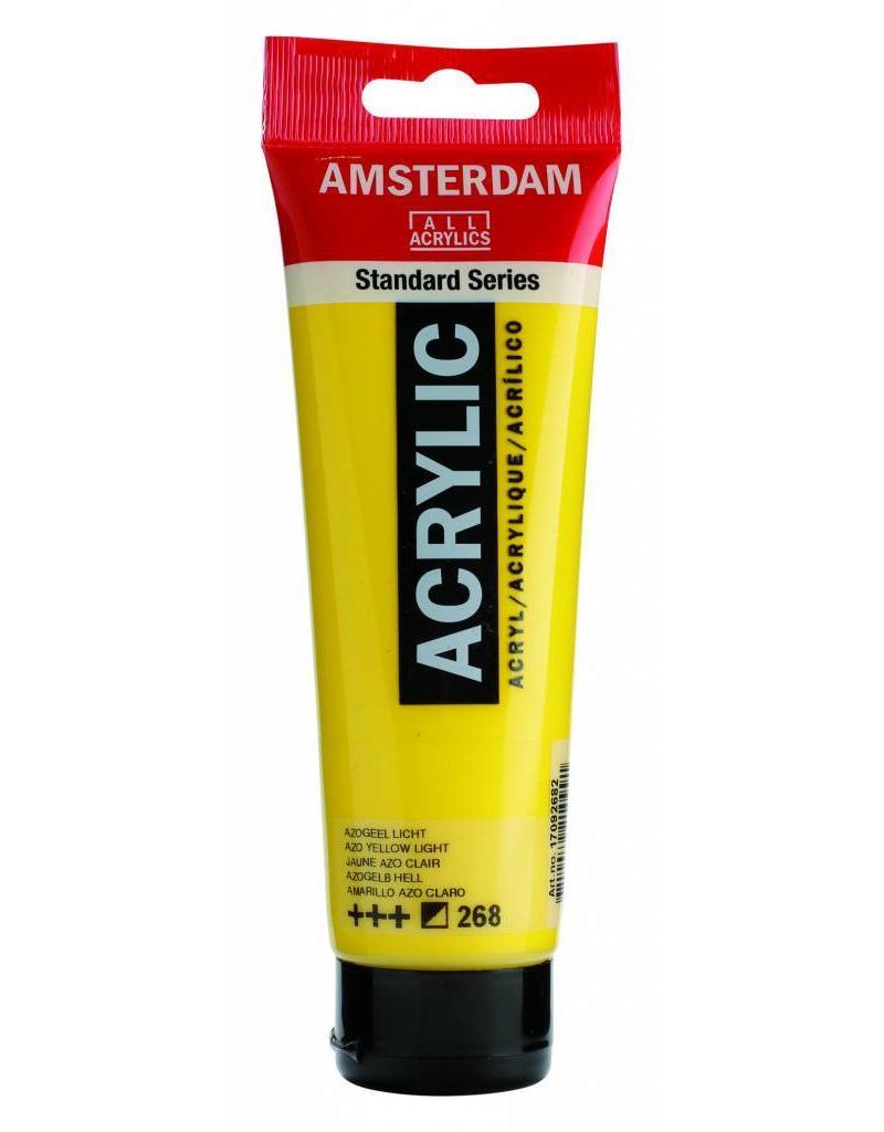 Talens Amsterdam acrylverf Azogeel Licht