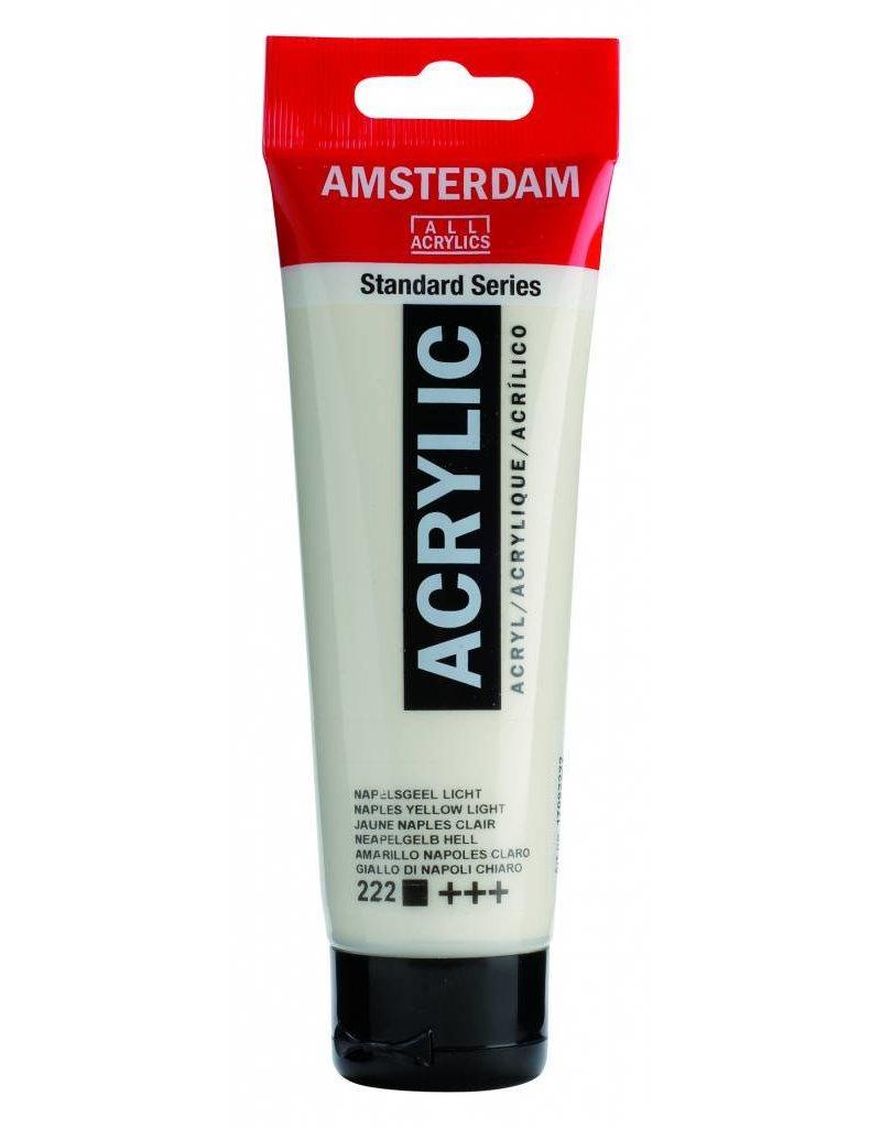 Talens Amsterdam acrylverf Napelsgeel Licht