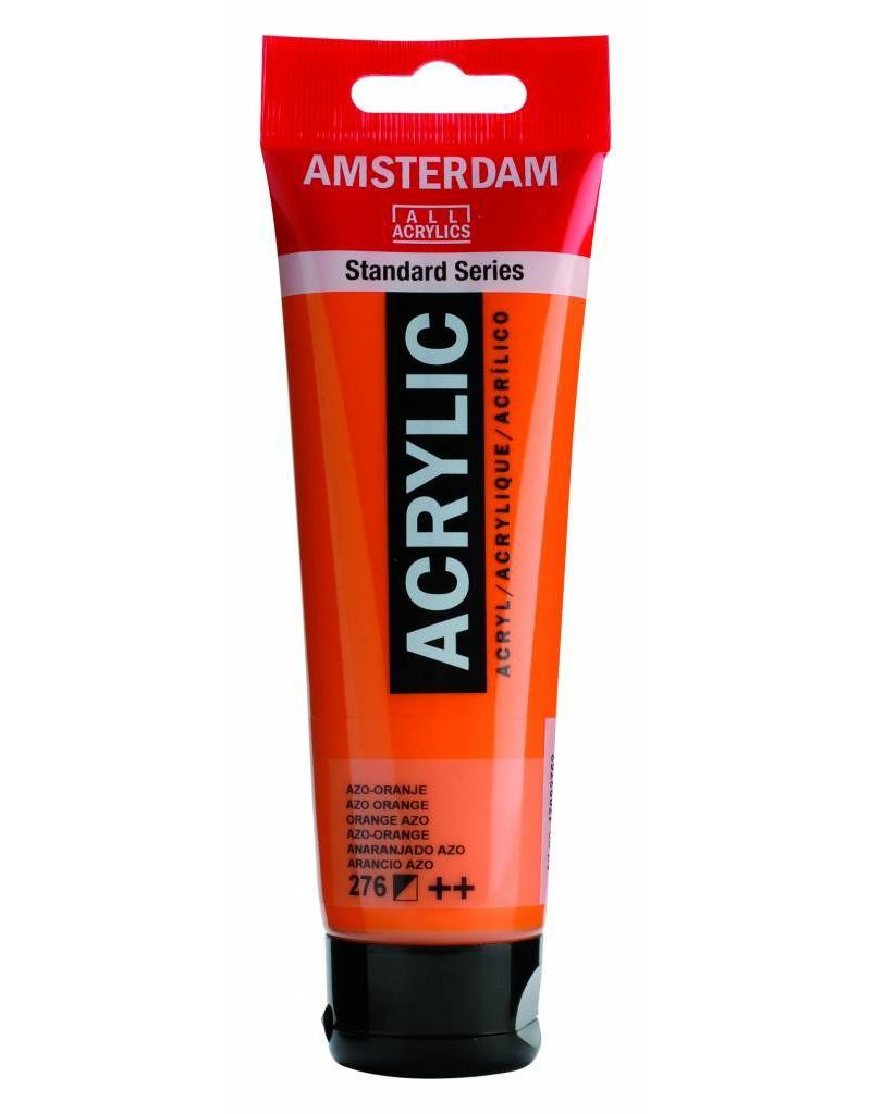 Talens Amsterdam acrylverf Azo Oranje