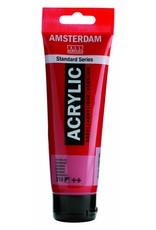 Talens Amsterdam acrylverf Karmijn