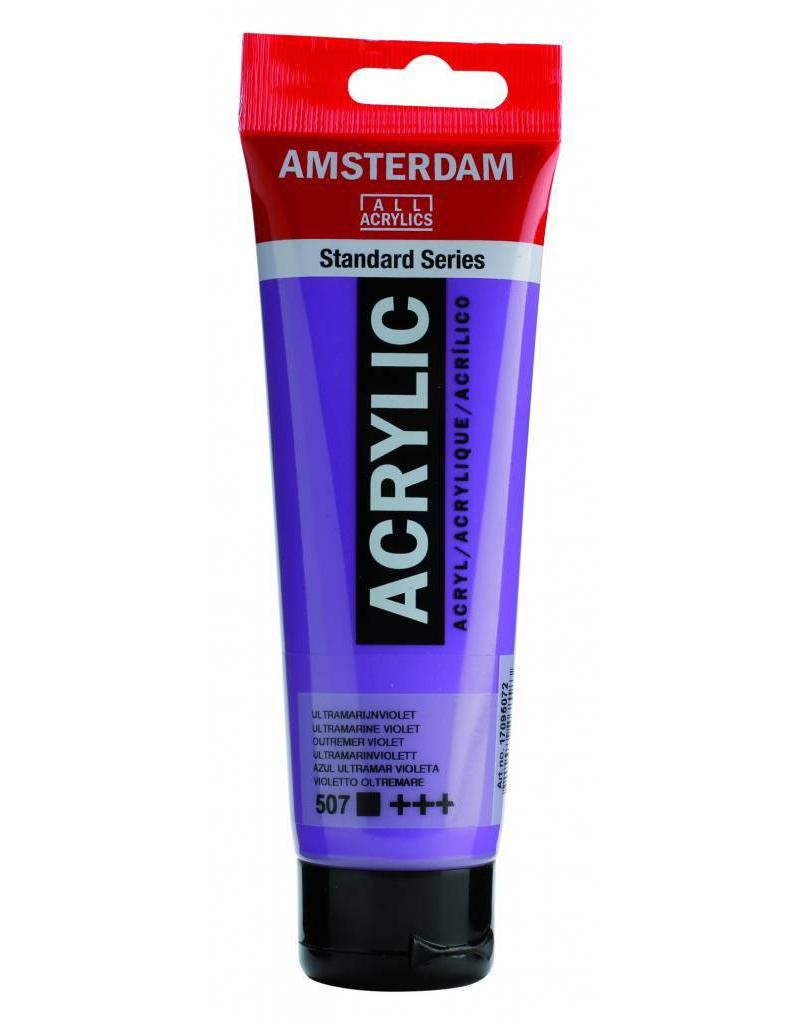 Talens Amsterdam acrylverf Ultramarijnviolet