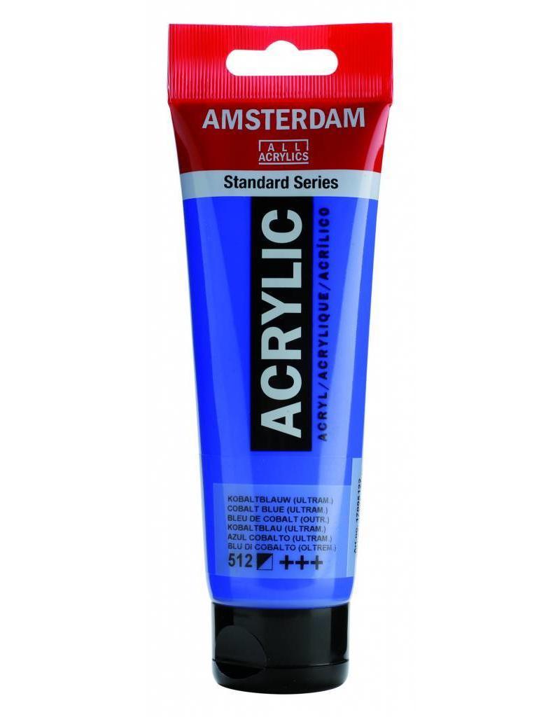 Talens Amsterdam acrylverf Kobaltblauw (Ultramarijn)