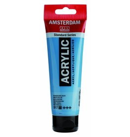 Talens Amsterdam acrylverf Koningsblauw