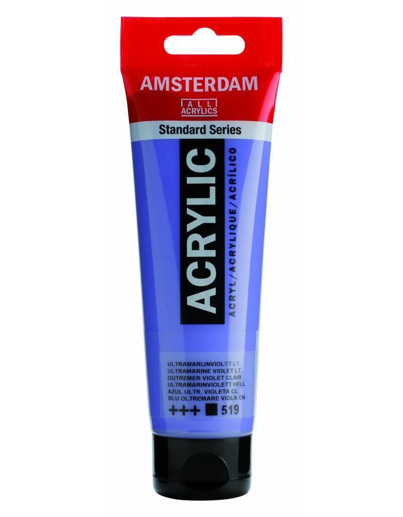 Talens Amsterdam acrylverf Ultramarijnviolet Licht