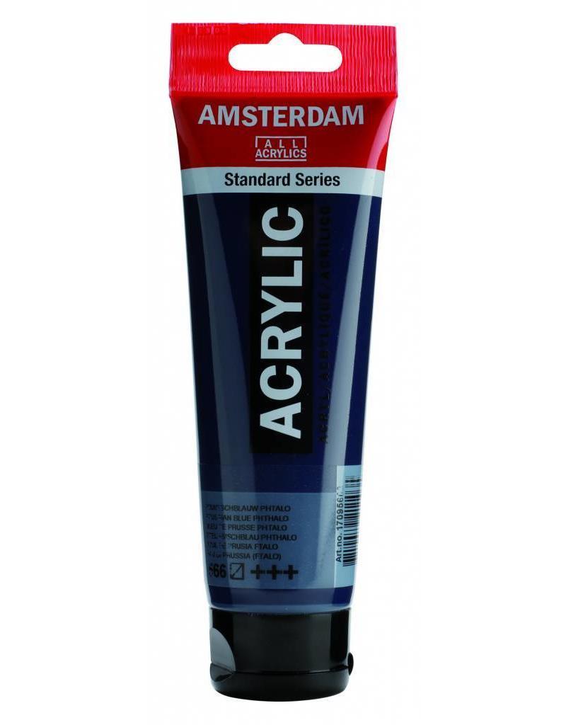 Talens Amsterdam acrylverf Pruisischblauw (Phtalo)