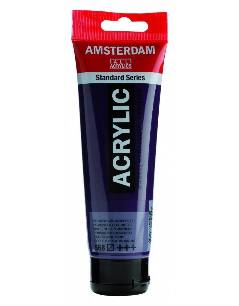 Talens Amsterdam acrylverf Permanent Blauwviolet