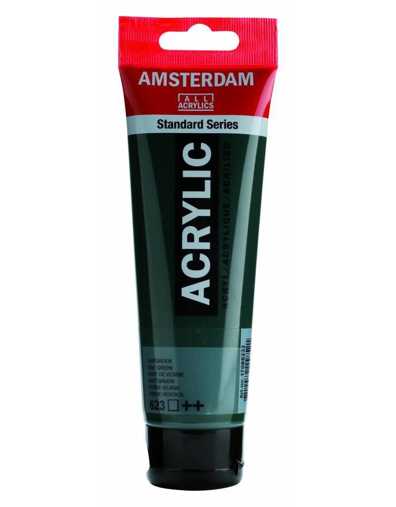Talens Amsterdam acrylverf Sapgroen