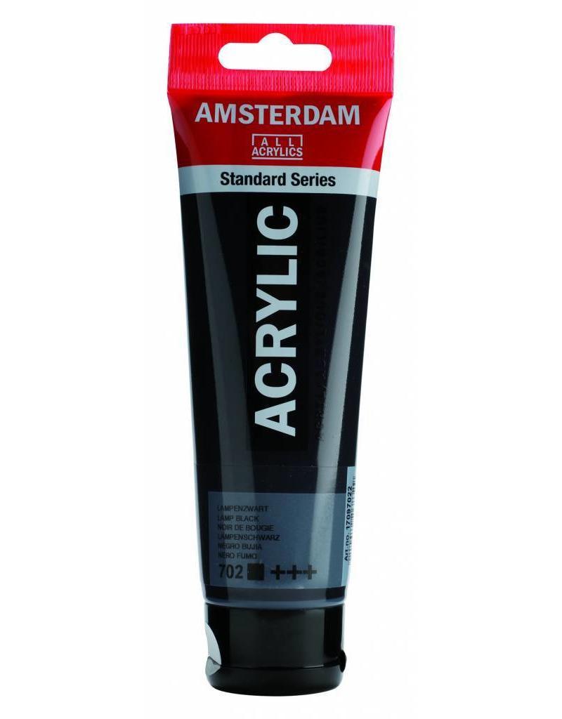 Talens Amsterdam acrylverf Lampenzwart