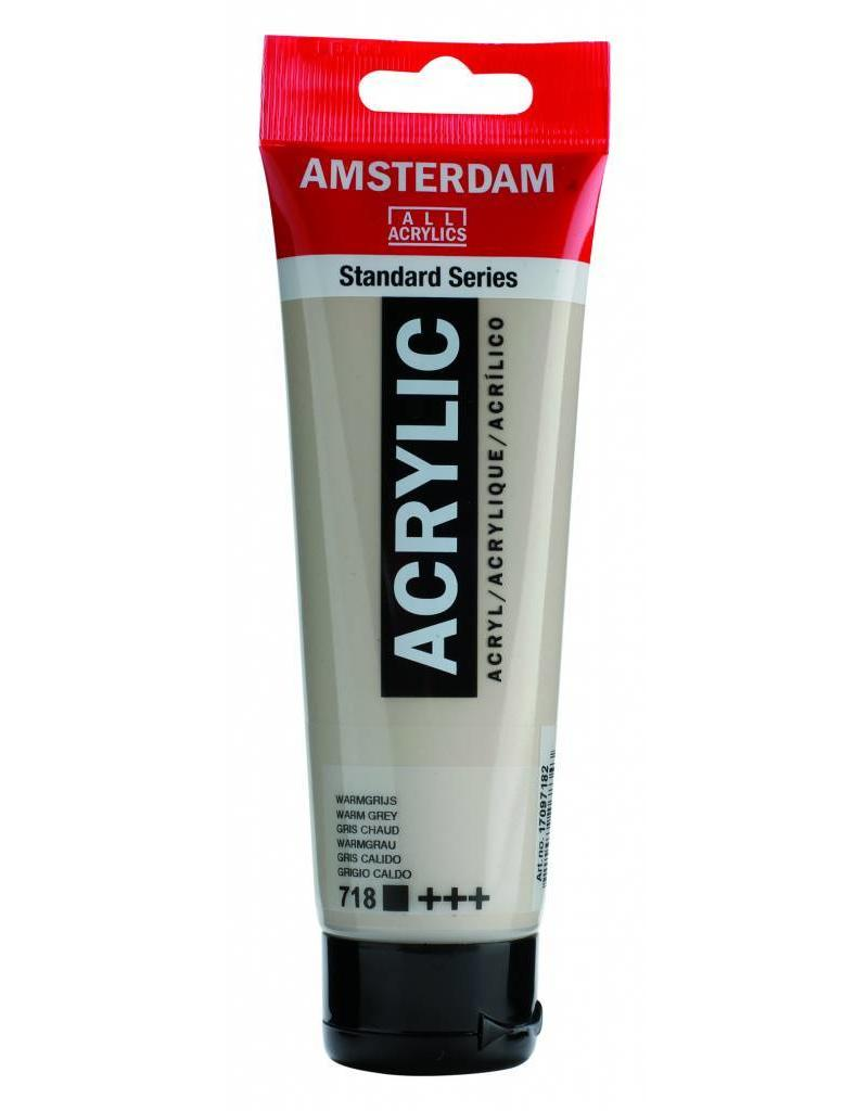 Talens Amsterdam acrylverf Warmgrijs