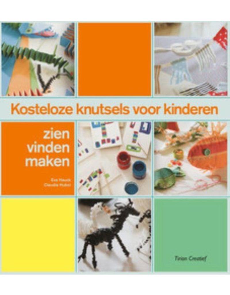 Tirion Boek Kosteloze knutsels voor kinderen