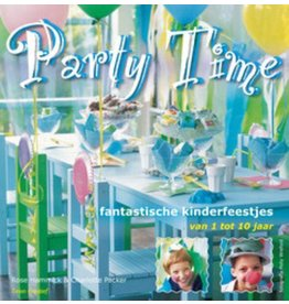 Tirion Boek Party time