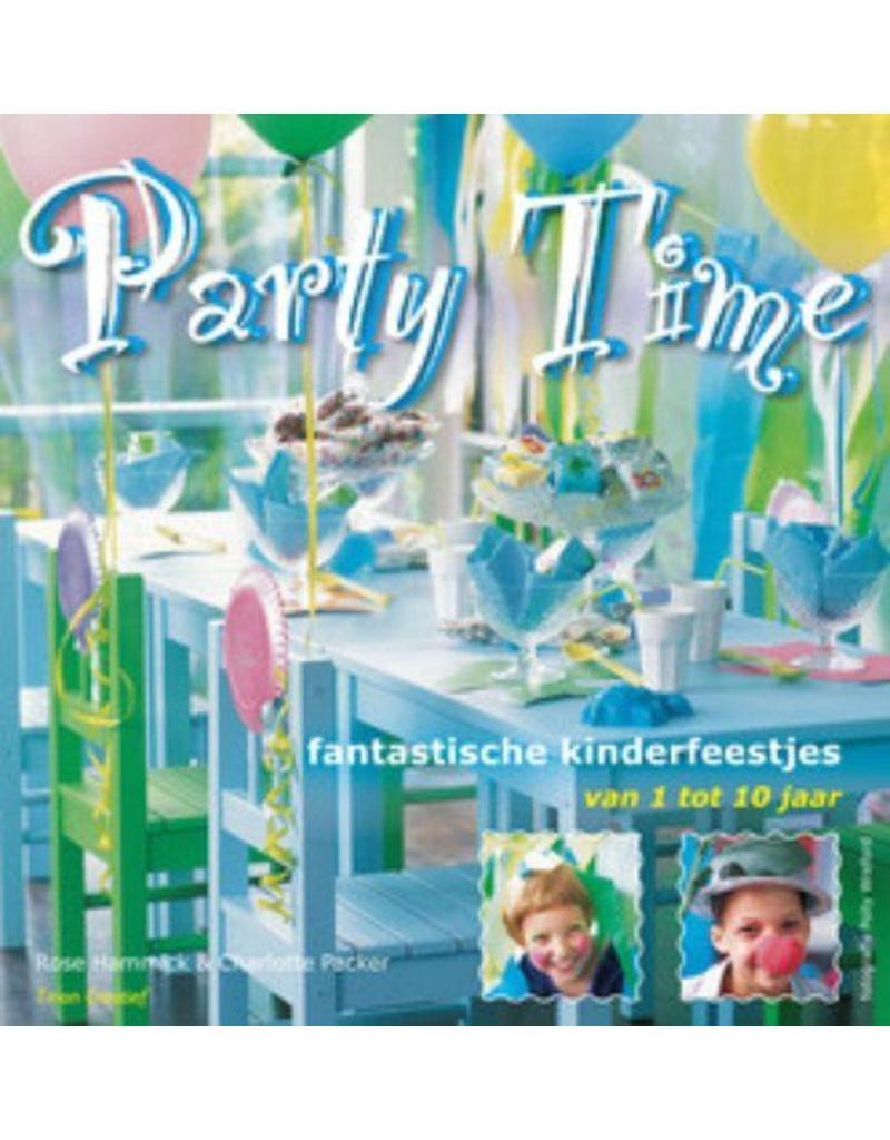 Tirion Boek Party time