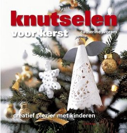 Cantecleer Boek Knutselen voor kerst