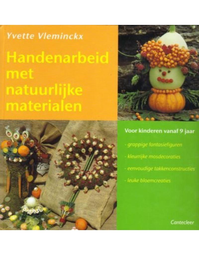 Cantecleer Boek Handenarbeid met natuurlijke materialen