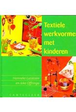 Cantecleer Boek Textiele werkvormen met kinderen