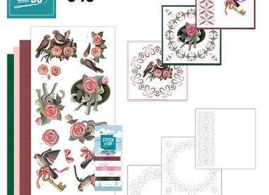 Stitch and Do borduursets
