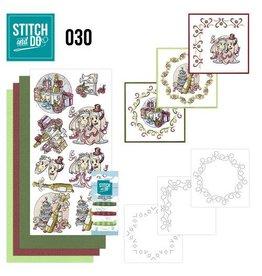 Stitch and Do borduurset celebrations