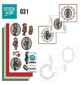 Stitch and Do borduurset beterschap