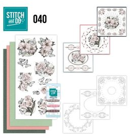 Stitch and Do borduurset condoleance