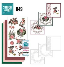 Stitch and Do borduurset verhuizen