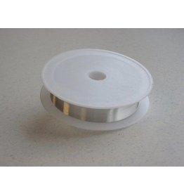 Zilverdraad 0.6 mm