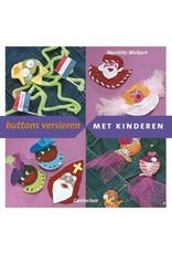 Cantecleer Boek Buttons versieren met kinderen