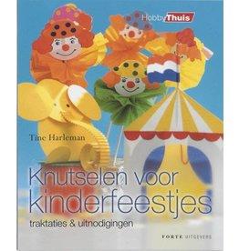 Forte Boek Knutselen voor kinderfeestjes