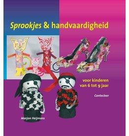 Cantecleer Boek Sprookjes & handvaardigheid