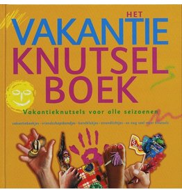 Forte Boek Het vakantie knutselboek