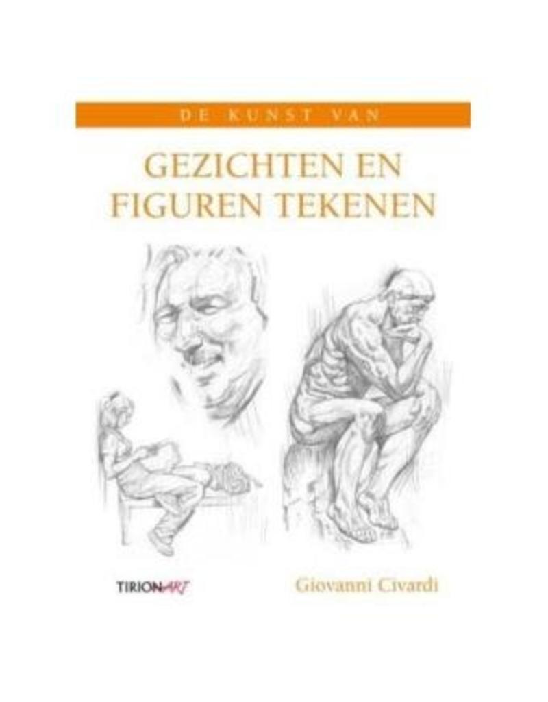 Tirion Boek Gezichten en figuren tekenen