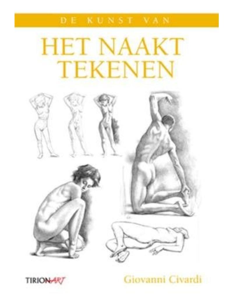 Tirion Boek Het naakt tekenen