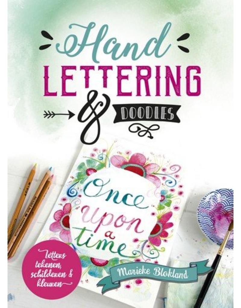 Kosmos Boek Handlettering & doodles