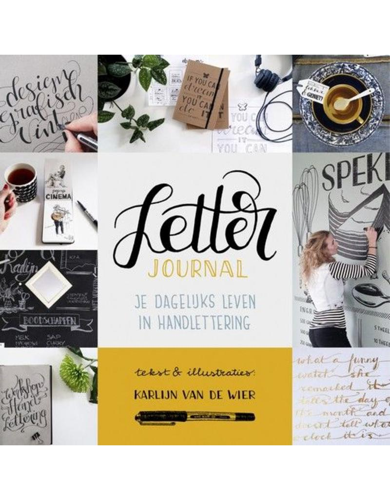 Kosmos Boek Letter journal